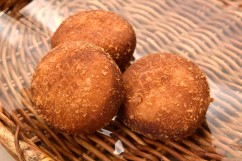 半熟たまごのカレーパン